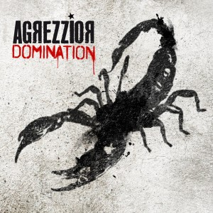 Agrezzior - Domination Albumcover