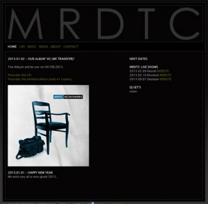 MRDTC Official Web