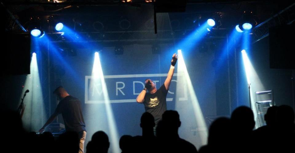 Live @ M.A.U. Club Rostock