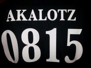 My Akalotz Shirt