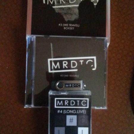 MRDTC #3 [We Travel] & #4 [Long.Live]