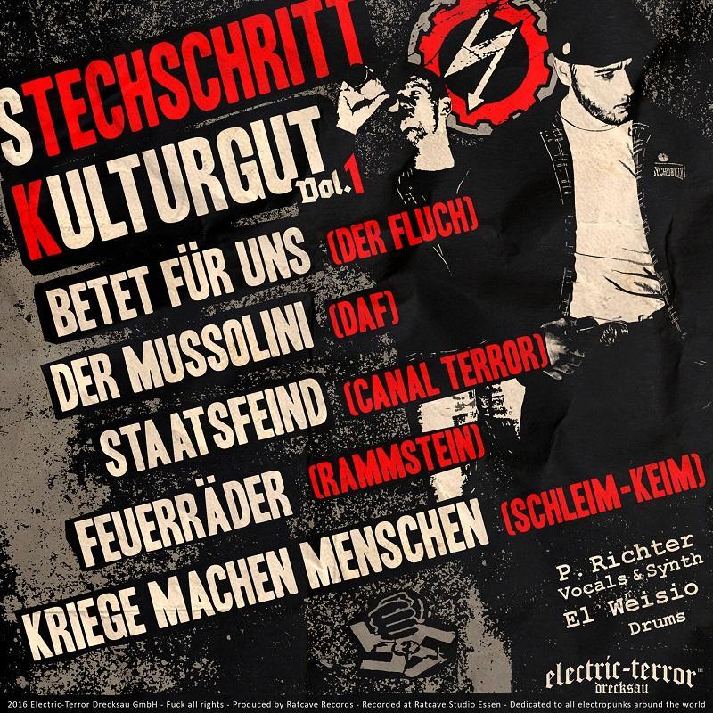 """Featured image for """"Stechschritt – Kulturgut Vol. I"""""""