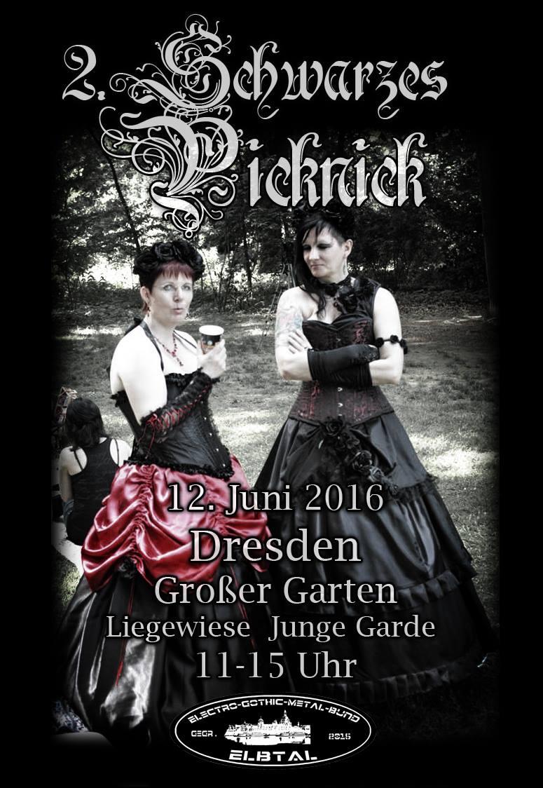 2. Schwarzes Picknick Dresden