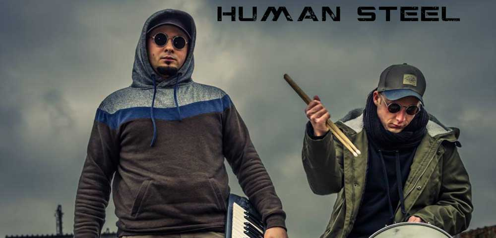 """Featured image for """"Human Steel – Year01"""""""