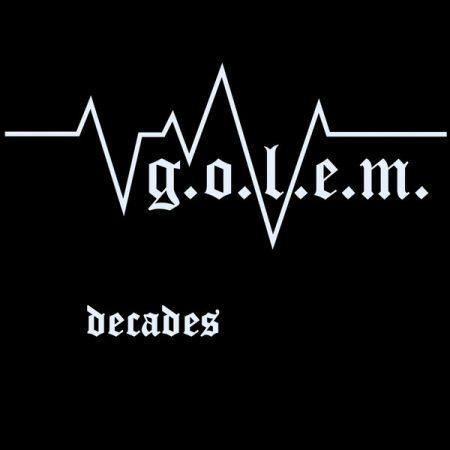 Decades - Cover