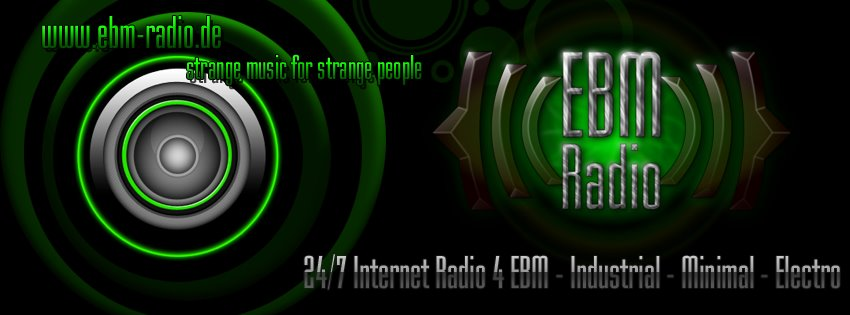 """Featured image for """"(((EBM Radio))) – Schlagerparade by Tilt"""""""