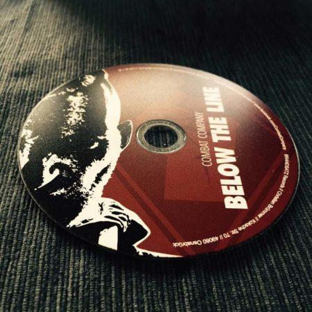 Below The Line CD