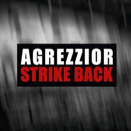 Strike Back - Cover