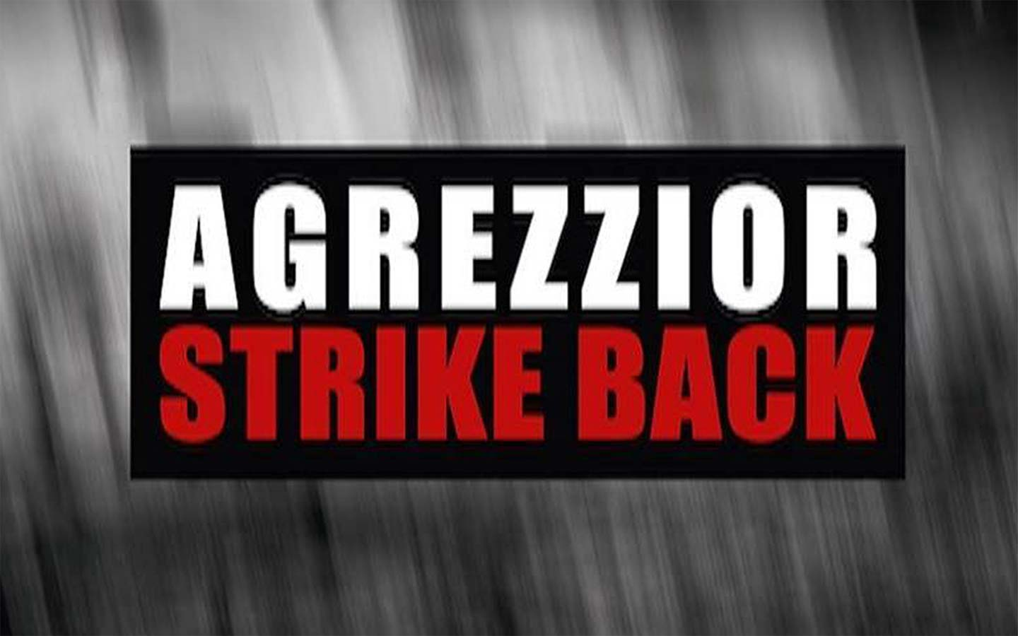 """Featured image for """"Agrezzior – Strike Back"""""""