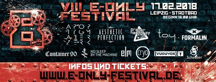 VIII E-Only Festival