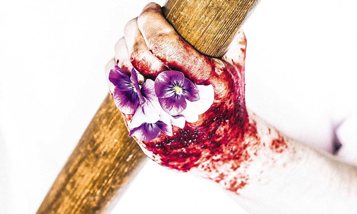 "Featured image for ""Projekt 26 – Violets & Violence"""
