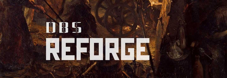 """Featured image for """"Deutsch Berittene Spetsnaz – Reforge (EP)"""""""