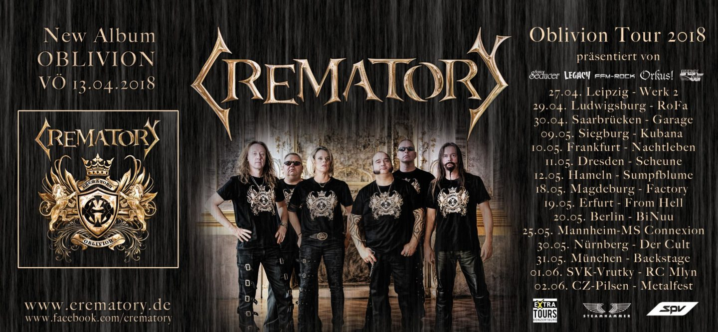 "Featured image for ""Crematory – Oblivion Tour"""