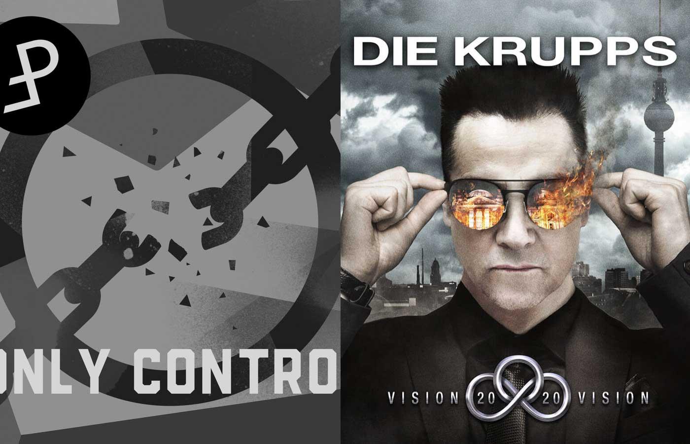 Die Krupps & Pouppée Fabrikk   neue Singles und Alben.