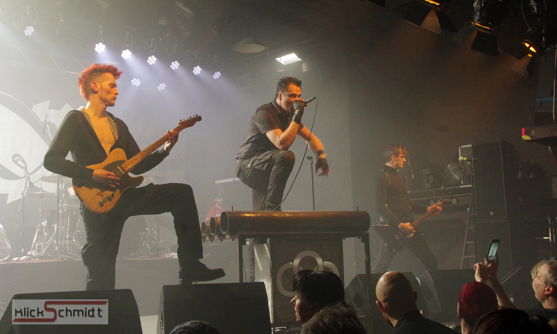 Die Krupps – Live in Glauchau