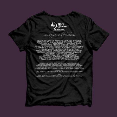 Darkstream Festival Shirt