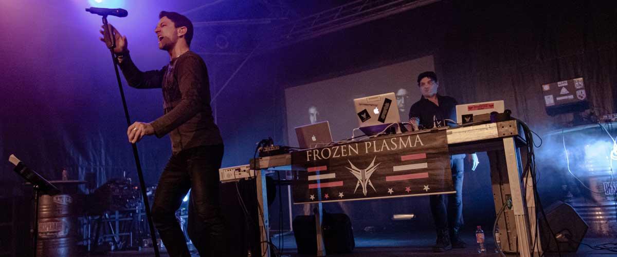 "Featured image for ""Frozen Plasma live @ Moritzbastei Leipzig"""